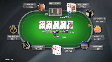SCOOP 2015 - Event #17-H $1,050 NLHE Big Antes