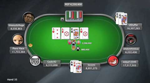 SCOOP 2015 - Event #24-M $215 Sunday Million SE