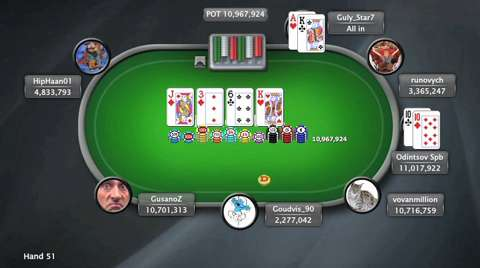 Sunday Million - 21 June 2015