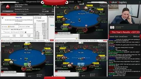 PokerStars Twitch - Jaime Staples Explains A Brilliant Hero Call