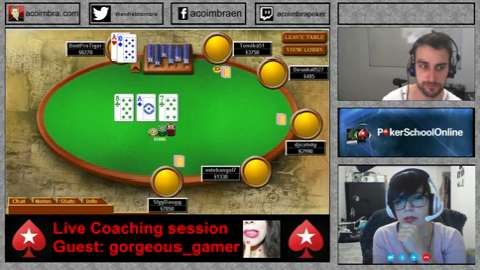 Coached by a PokerStars Pro - André Coimbra