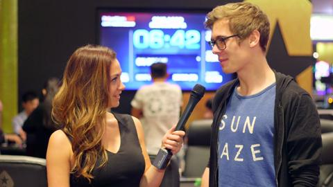 2015 ACOP Fedor Holz High Rolls to Main