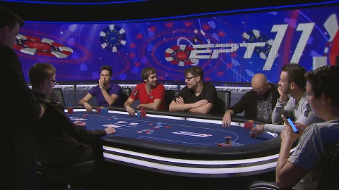 PokerStars & Monte-Carlo Casino EPT Grand Final - Main Event, Episode 4
