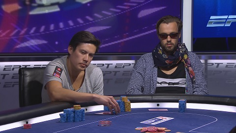 PokerStars & Monte-Carlo Casino EPT Grand Final - Main Event, Episode 5