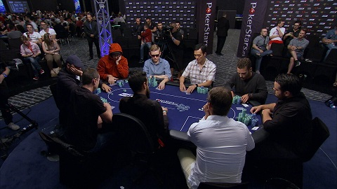 EPT 12 Barcelona - Main Event Final Table