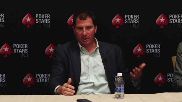 PPA's John Pappas at PokerStars Regulation Roundtable
