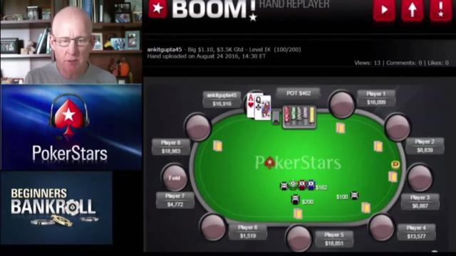 PokerSchoolOnline - Bet Like You Mean It!