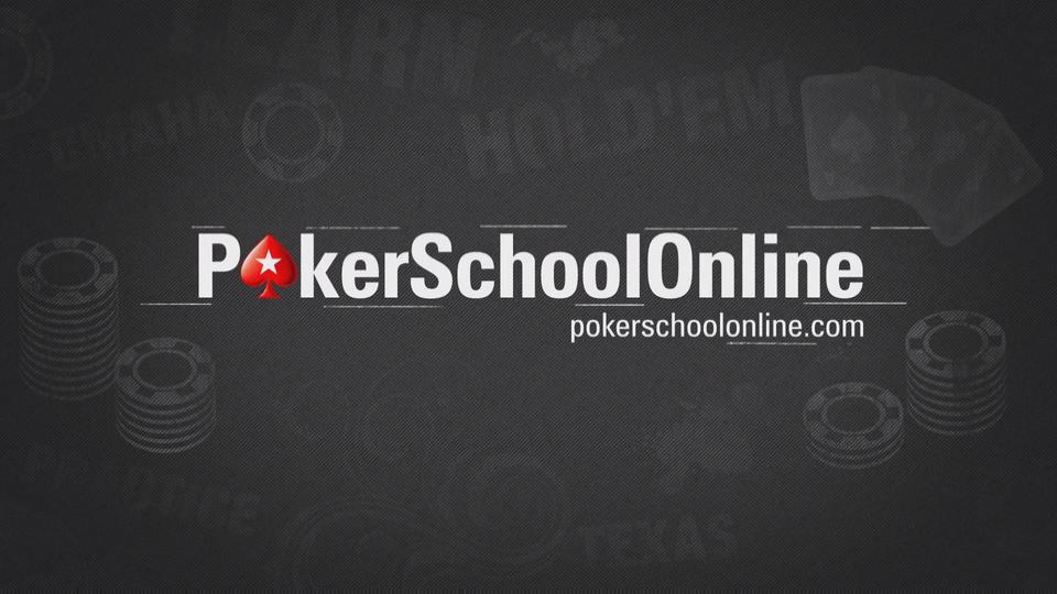 Welcome to PokerSchoolOnline