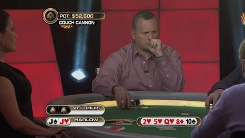 The Big Game - Harlow vs Veldhuis (Couch Cannon)