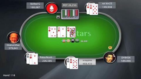 WCOOP 2011: Event 2 - $10,300 NLHE High Roller