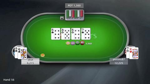 WCOOP 2011: Event 41 - $10,300 NLHE Heads-Up