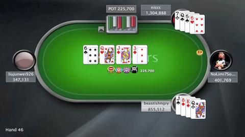 WCOOP 2011: Event 54 - $2,100 PLO [6-Max]