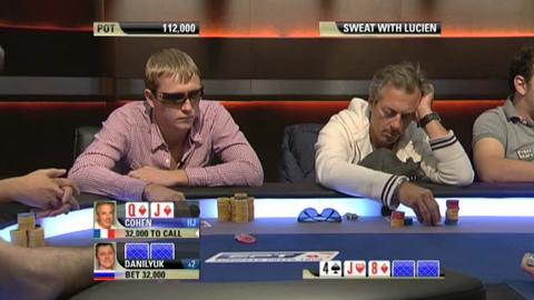 EPT 7 Madrid - Sweat With Lucien Cohen