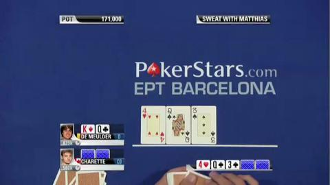 EPT 8 Barcelona - Sweat With Matthias De Meulder