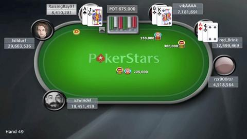 SCOOP 2012: Event 2 - $215 NL Hold'em