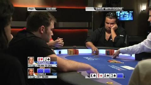 EPT 8 Barcelona - Sweat With Eugene Katchalov