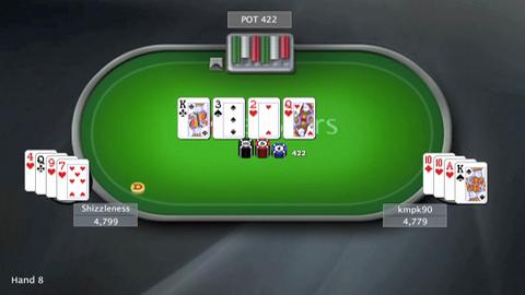 SCOOP 2012: Event 12 - $2,100 PL Omaha [Heads-Up]
