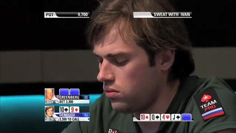 PCA 2012 - Sweat With Ivan Demidov