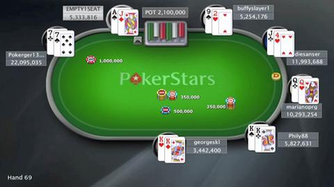 Sunday Million - June 3rd 2012