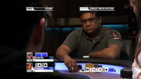 PCA 2012 - Sweat With Victor Ramdin