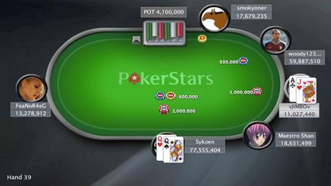 Sunday Million - June 17th 2012