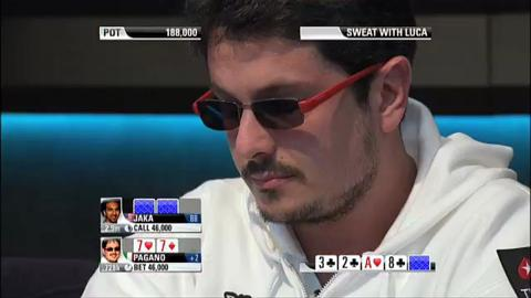 PCA 2012 - Sweat With Luca Pagano II