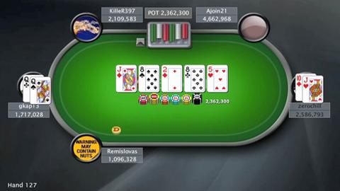 WCOOP 2012: Event 13 - $530 NLHE (6-Max, Knockout)
