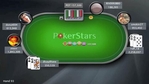 WCOOP 2012: Event 38 - $215 PNL HE