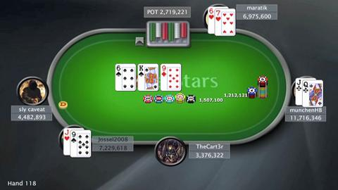 WCOOP 2012: Event 65 - $5,200 NLHE Main Event