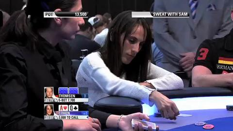 EPT 8 Berlin - Sweat With Sam Cohen