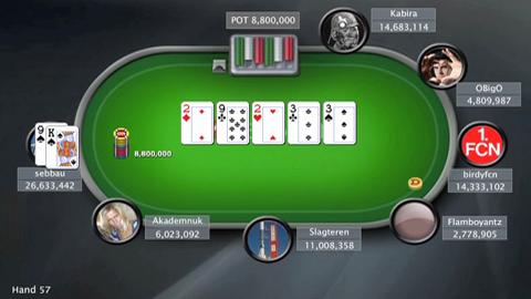 Sunday Million - November 4th 2012