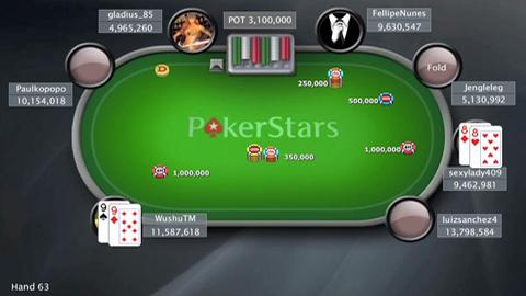Sunday Million - November 18th 2012
