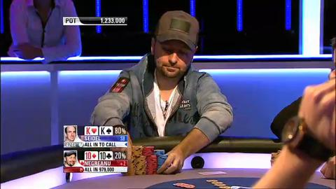 EPT 8 - Grand Final, Super High Roller, Episode 2