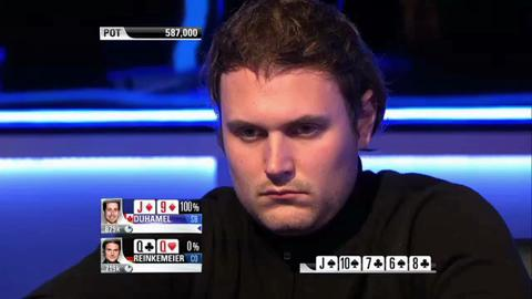 Hand of the Week: EPT 8 Grand Final - Reinkemeier vs Duhamel