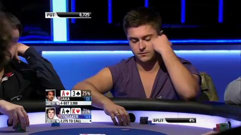 Hand of the Week: Cold 4-Bet Works for Jaka