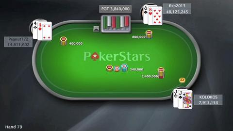 Sunday Million - December 16th 2012