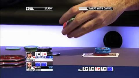 EPT 8 - Grand Final, Main Event, Episode 2