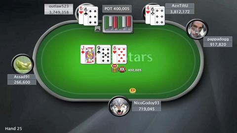 TCOOP 2013: Event 38 - $215 NL Hold'em (Ante-Up)