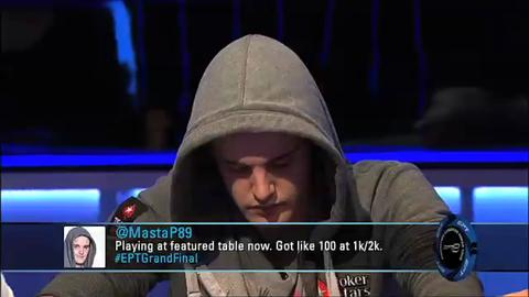 EPT 8 - Grand Final, Main Event, Episode 4