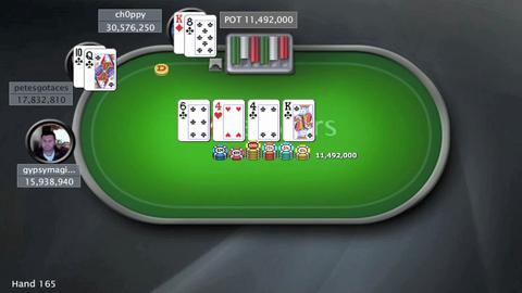 Sunday Million - February 3rd 2013