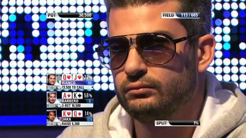 EPT 8 - Grand Final, Main Event, Episode 5