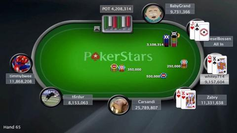 Sunday Million - February 17th 2013