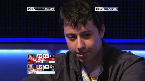 EPT 8 - Grand Final Main Event, Episode 8