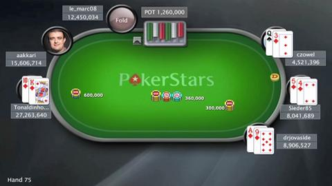 Sunday Million - February 24th 2013
