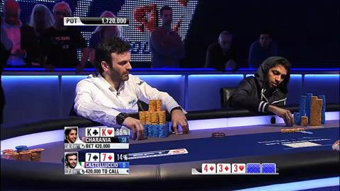 EPT 8 - Grand Final Main Event, Episode 9