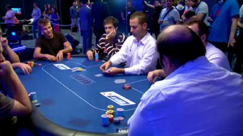 Impressive Laydown by Phil Gruissem - EPT9 Barcelona Super High Roller