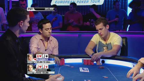 EPT9 Barcelona - Super High Roller, Episode 5