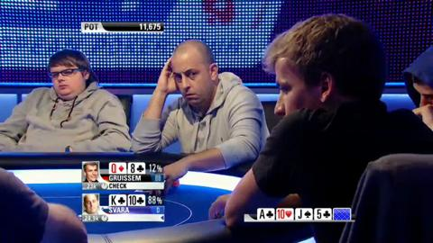 EPT9 Barcelona - Main Event, Episode 1