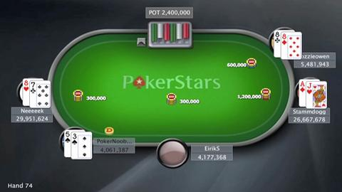 Sunday Million - May 5th 2013