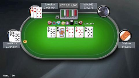 SCOOP 2013: Event 1 - $2,100 NL Hold'em [6-Max]